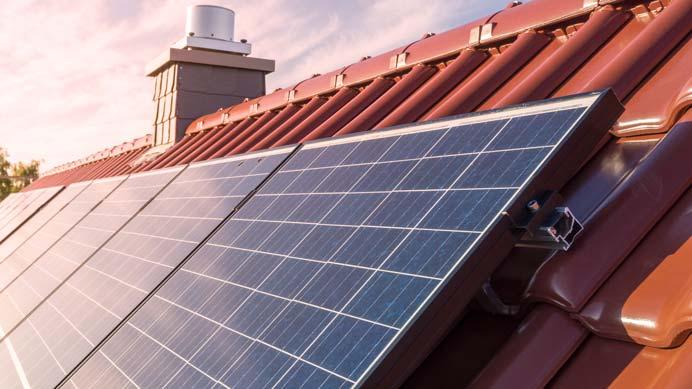 Dachgröße Photovoltaik