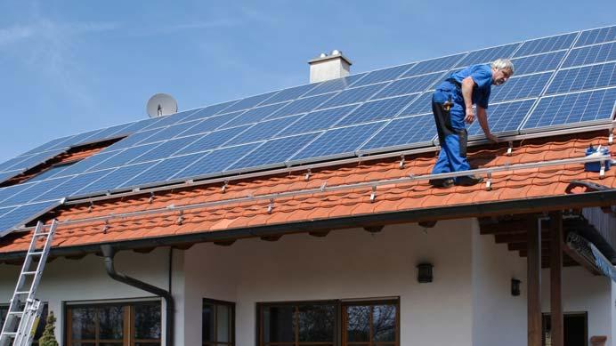 Photovoltaik auf Eigenheim lohnt sich