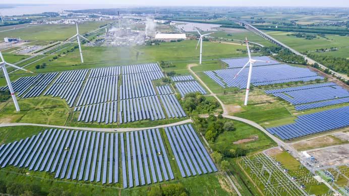 Solarpark als Investment