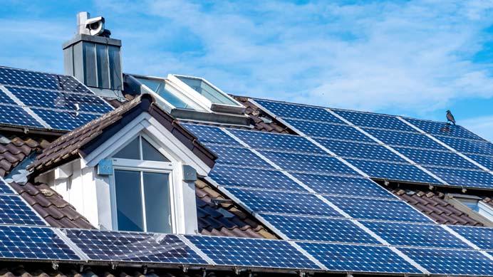 Strom sparen mit Photovoltaik