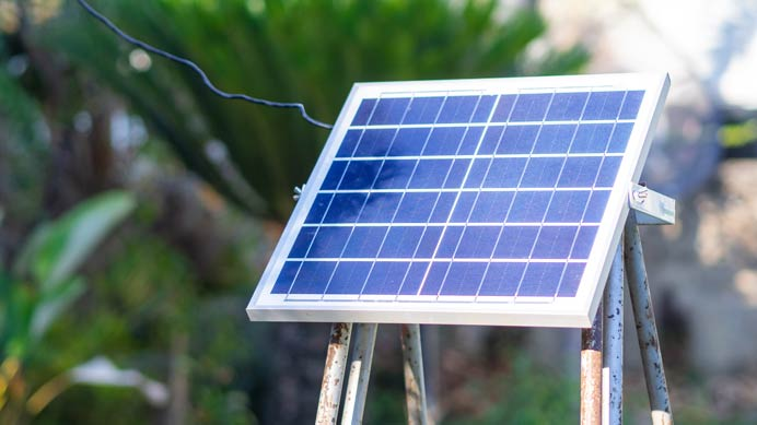 Mini Solarmodul