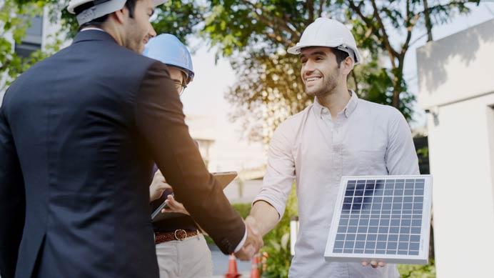 Solarberatung Vor Ort Termin