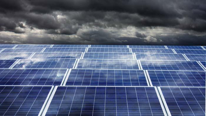 Funktioniert Photovoltaik auch im Schatten