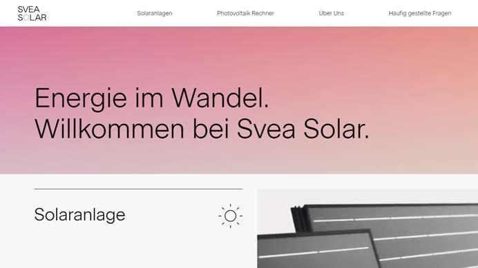 Svea-Solar