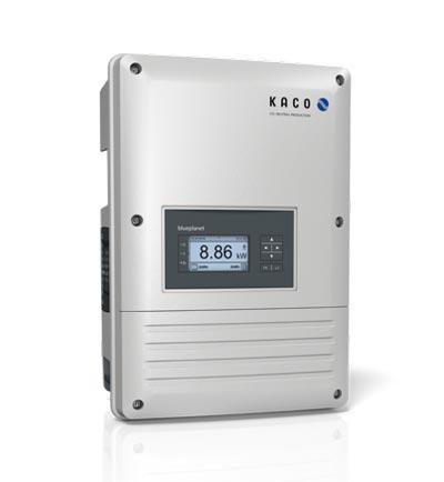Ein Wechselrichter von Kaco