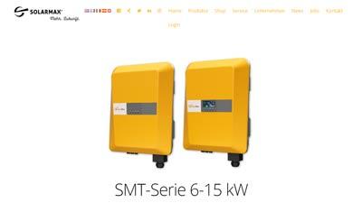 Solarmax-WR