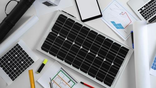 Photovoltaik Planung