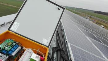 Wartung Solardach