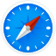 kompass ausrichtung icon