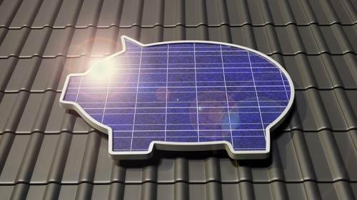 Geld sparen mit Photovoltaik-Förderung