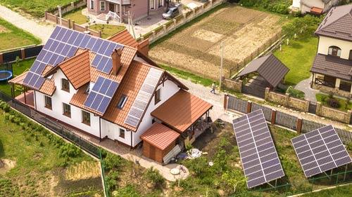 Solaranlage für Eigenstrom ohne Stromanschluss